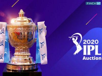 IPL 2020 Auction - Bid Price & Base Price