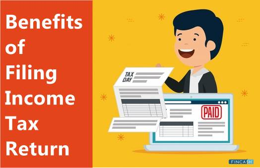 4 Important Benefits of Filing Income Tax Return