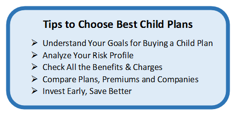 Best Child Plan: How to Choose?