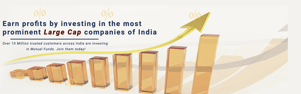 Top 10 Performing Large Cap Mutual Funds India 2020 | Fincash.com