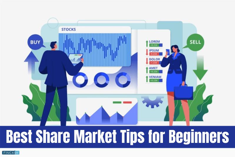 6 Best Share Market Tips for Beginners