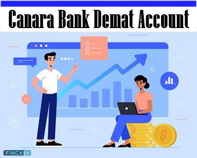 Canara Bank Demat Account