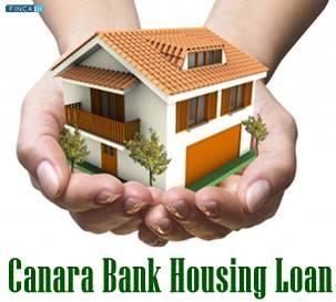 Canara Bank Housing Loan