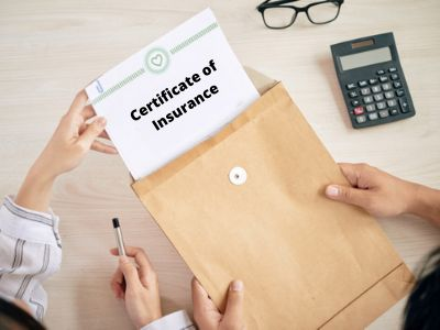 Certificate of Insurance (COI)