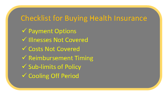 checklist-for-buying-cheap-health-insurance