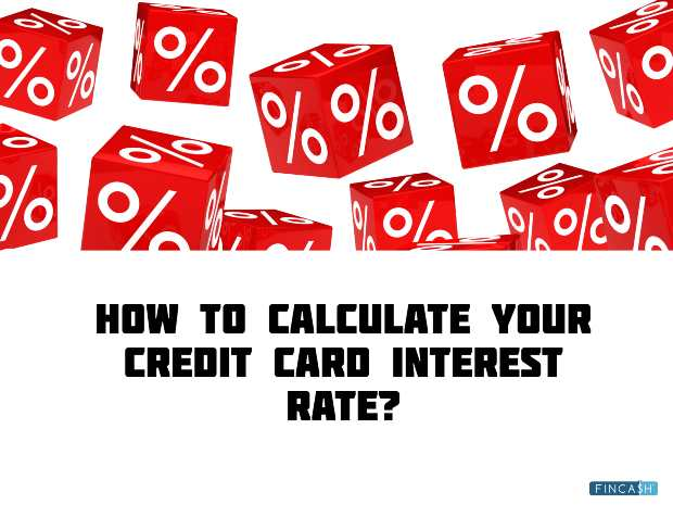 Credit Card Interest Rate 2021