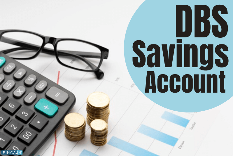 DBS Savings Account- Save Away!