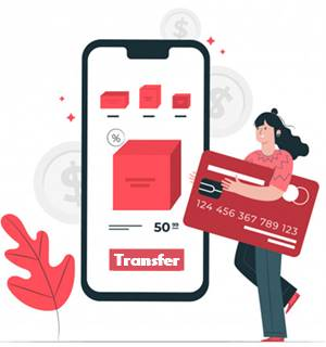 Online Money Transfer from Debit Card