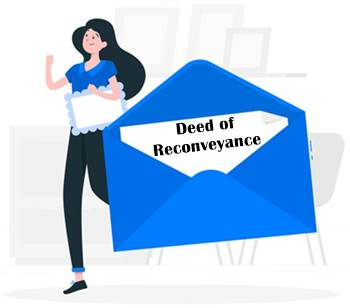 Deed of Reconveyance