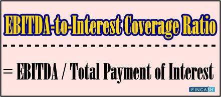 EBITDA-to-Interest Coverage Ratio
