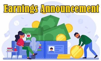 Earnings Announcement