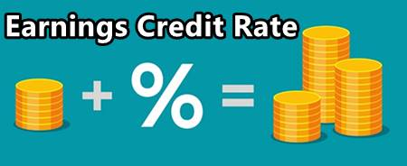 Earnings Credit Rate