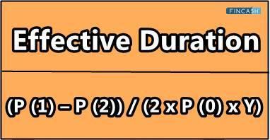 Effective Duration