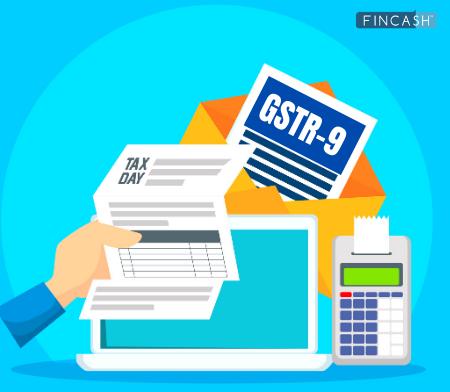GSTR-9: Annual Return For Taxpayers