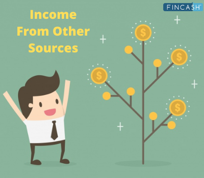 Income Taxed Under Income from Other Sources