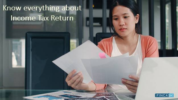 A Comprehensive Guide to Income Tax Return (ITR)