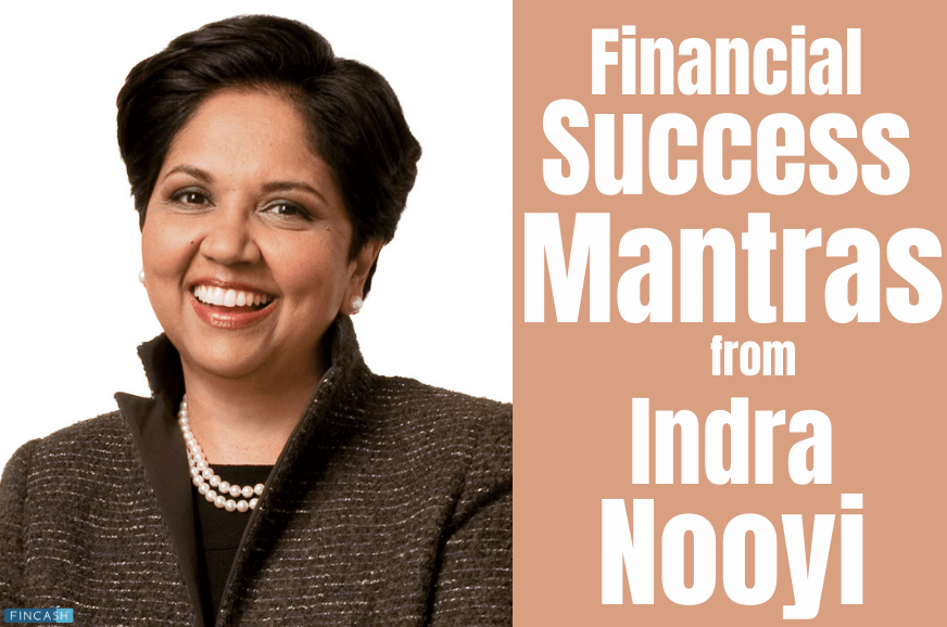 Top Financial Success Mantras from Pepsico's CEO Indra Nooyi