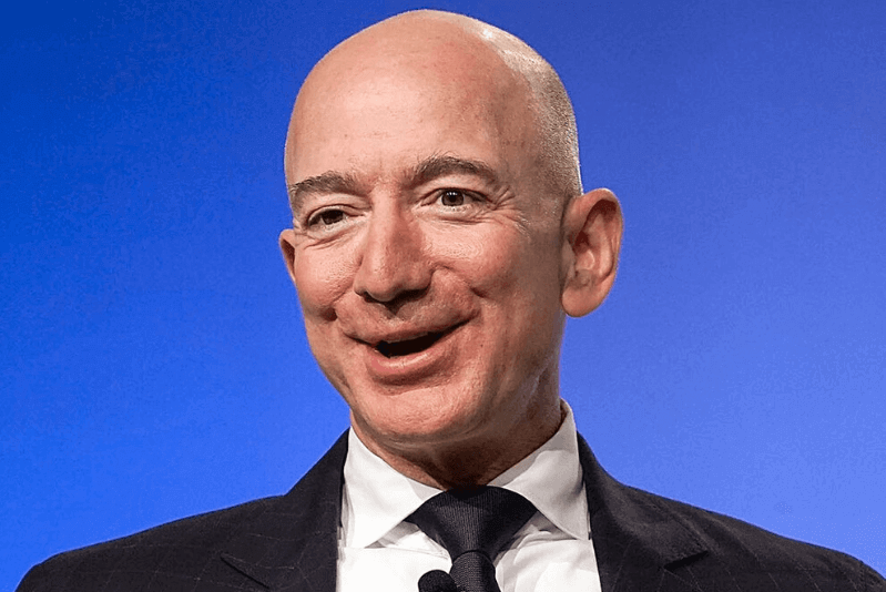 Top Investing Tips from World's Richest Man Jeff Bezos