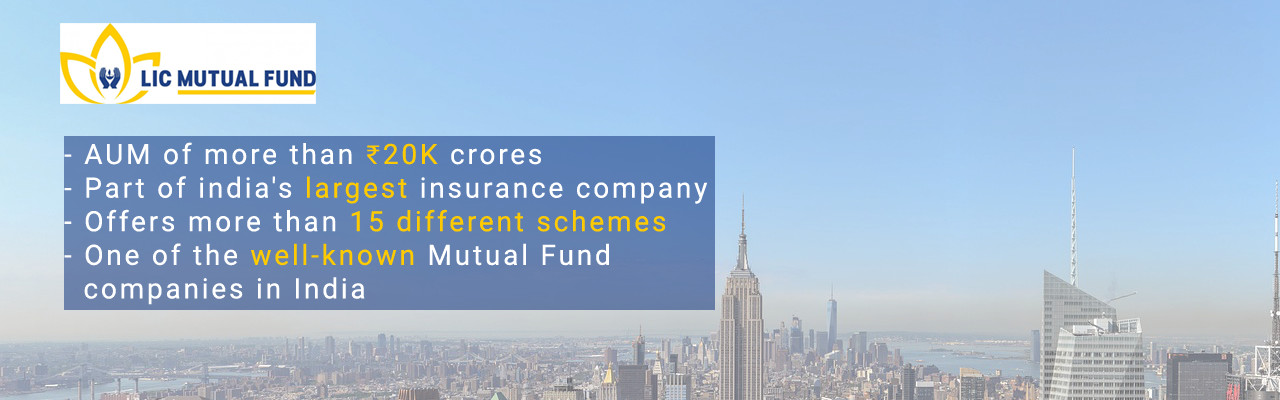 LIC Mutual Fund | LIC SIP | Best Mutual Funds by LIC MF