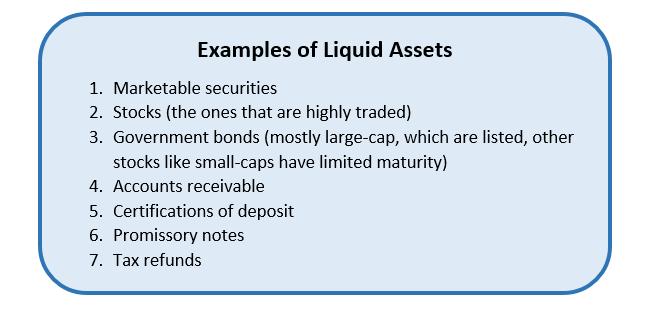 Liquid-assets