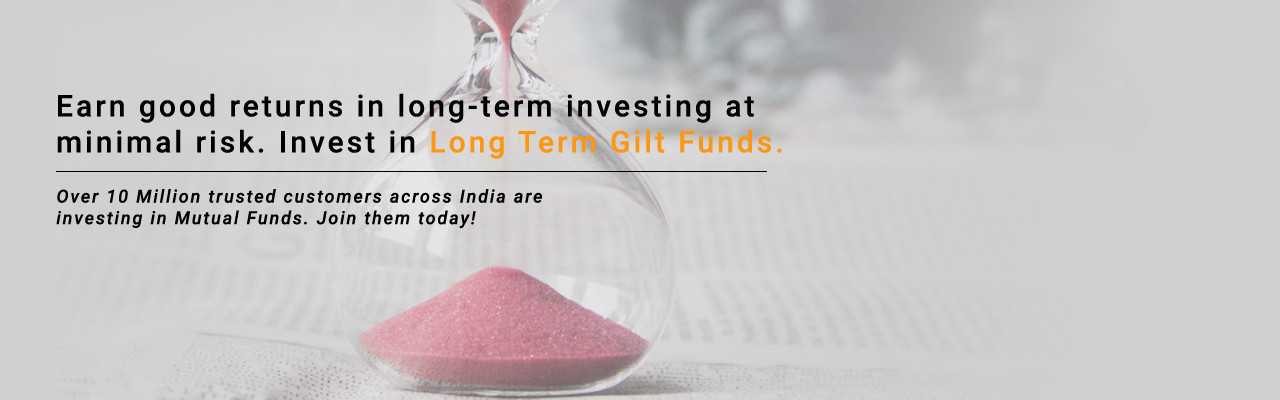 Top Long Term Gilt Funds Rated by FINCASH for 2019 - 2020