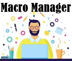 Macro Manager