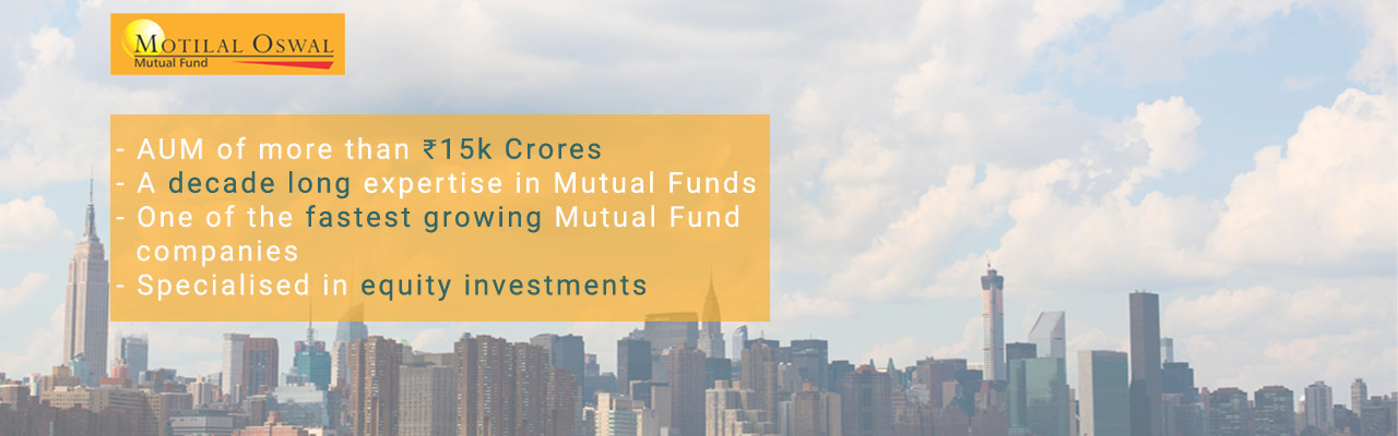Top 4 Motilal SIP Mutual Funds 2020 - Fincash.com