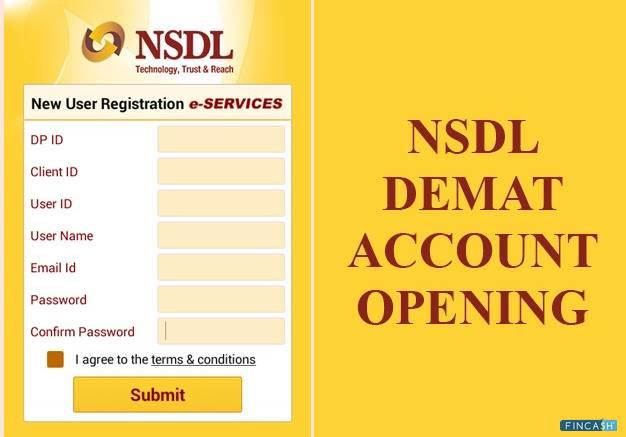 Why Open an NSDL Demat Account?