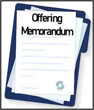 Offering Memorandum