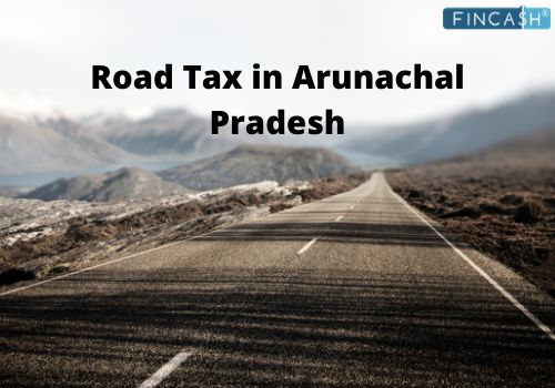 Arunachal Pradesh Road Tax