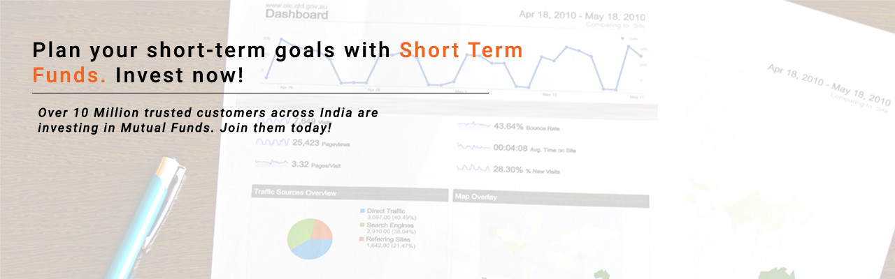 8 Best Short Term Mutual Funds SIP Investments 2020 | Fincash.com