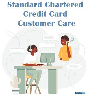 Standard Chartered Credit Card Customer Care Number