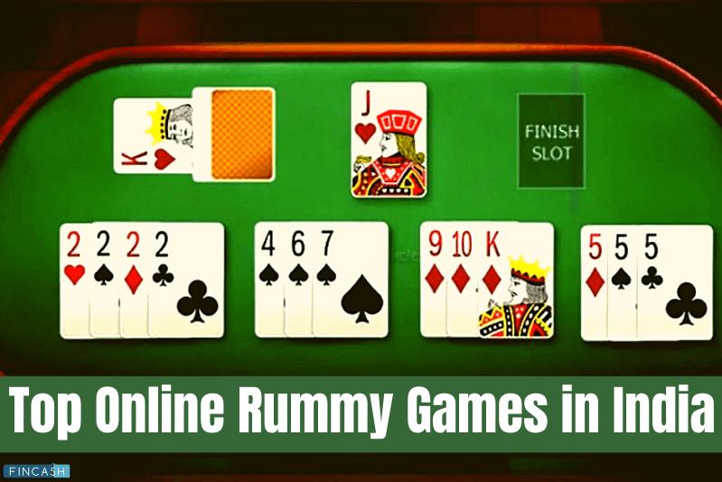Top 5 Online Rummy Games in India