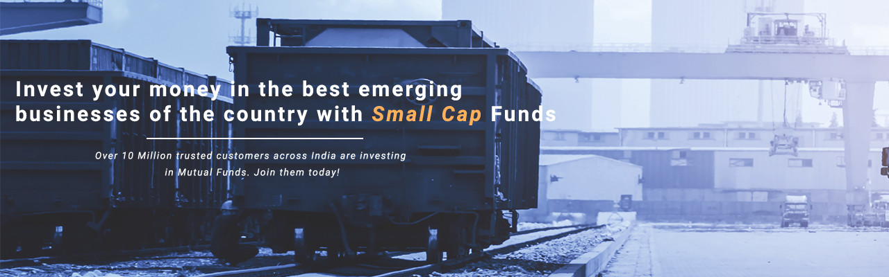 Top 6 Best Performing Small Cap Equity Mutual Funds in last 5 Year