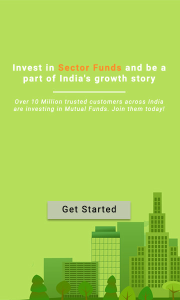 10 Best Performing Sectoral Equity Mutual Funds 2021 Fincash Com
