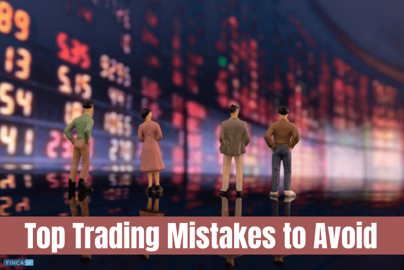 Top 10 Trading Mistakes to Avoid in Stock Market