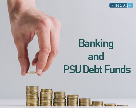 Top 5 Best Banking and PSU Debt Funds 2020