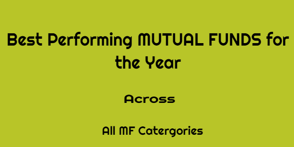 Best Mutual Funds To Invest In 2020 Best Performing Mutual Funds in India for 2019   2020