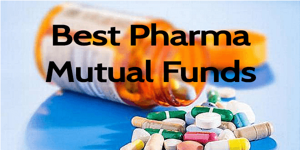 Top 4 Best Performing Pharma Mutual Funds 2020 | Fincash.com