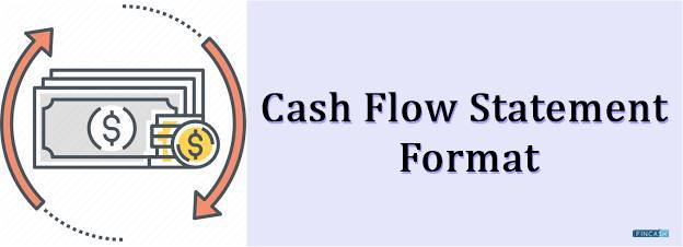 How to Prepare a Cash Flow Statement Format?
