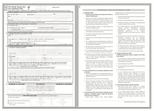 CVL-KRA-KYC-Change-Form
