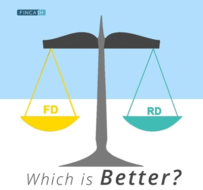 Recurring Deposit Vs Fixed Deposit: Which is Better?