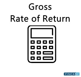 Gross Rate of Return