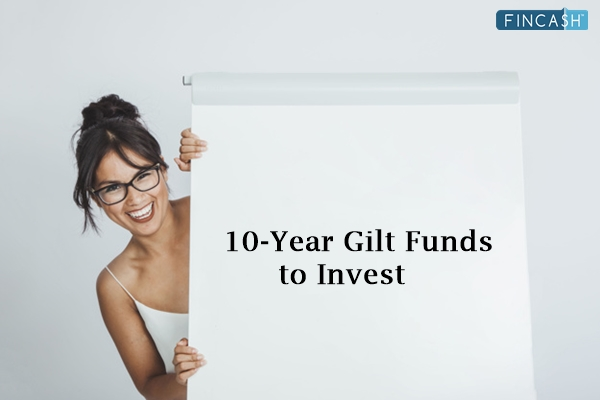 Best 10-Year Gilt Funds 2019