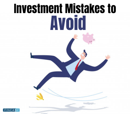 Top 7 Investment Mistakes To Avoid in 2020