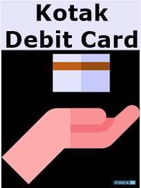 Kotak debit card