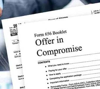 What is Offer In Compromise?