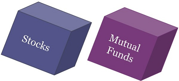 Stocks Vs Mutual Funds