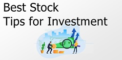 Best Stock Tips for Investment