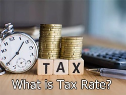 Defining Tax Rate